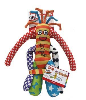 Nylabone Dura Toy Fabric Dog Chew Toy