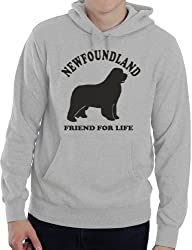 foundland Dog Lover Adult Unisex Hoodie Birthday Gift Idea Size S-XXL