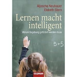 eBook Cover für  Lernen macht intelligent Warum Begabung gef xF6 rdert werden muss