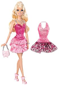 Barbie Life in The Dreamhouse Barbie Doll芭比的梦幻生活  $8.99