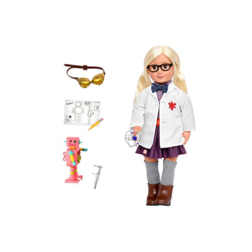 Our Generation Scientist - Amelia Doll (Our Generation Items compare prices)