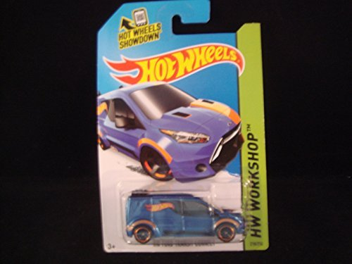 2014 Hot Wheels Hw Workshop - Hw Ford Transit Connect [Ships in a Box!] - 1