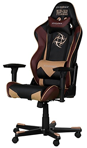 DX Racer Racing Series Gaming Chair - Ninjas In Pyjamas