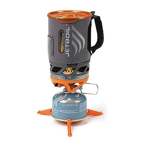 Jet Boil Sol - Aluminum Advanced Cooking Stoves 2012
