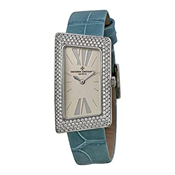 Vacheron Constantin 1972 Cambree Silver Dial Ladies Watch