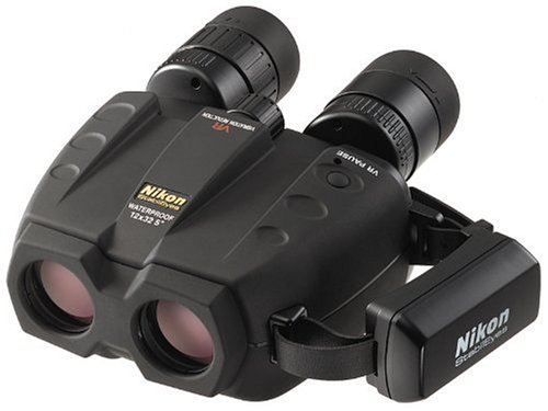 Nikon Stabileyes 12X32 Vr Image Stabilization Marine Binocular