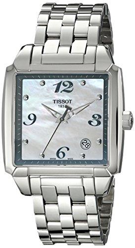 Tissot T-Quadrato T 0055101111700- Orologio da donna