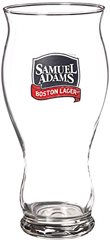 New 22 Ounce Extra-large Samuel (Sam) Adams Perfect Pint Set of 2 (22 Ounce Beer compare prices)