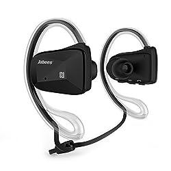 Jabees BSport Bluetooth Sweatproof Sports Headphone(Black)