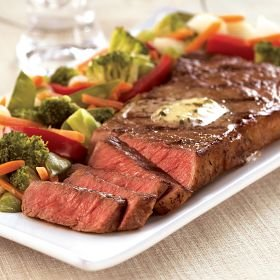 Omaha Steaks 6 (8 oz.) Boneless Strips
