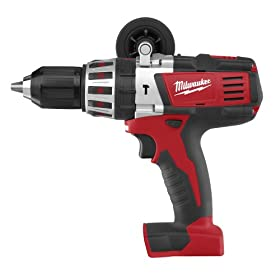 Bare-Tool Milwaukee 2611-20 18-Volt Hammer Drill (Tool Only, No Battery)
