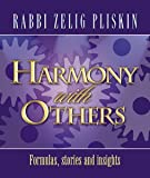 img - for Harmony with others: Formulas, stories and insights (A Pocketscroll book) book / textbook / text book