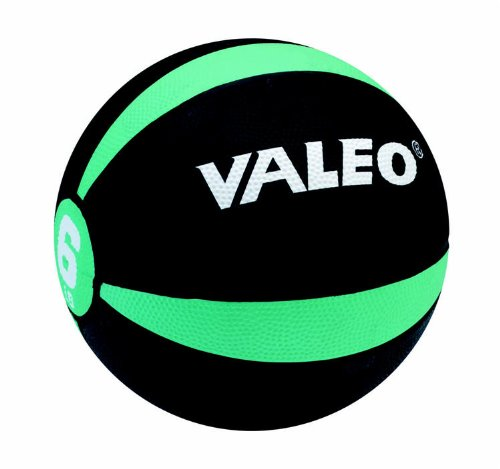 Valeo MB6 6-Pound Medicine Ball