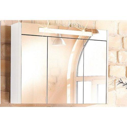 PELIPAL Badmöbelprogramm »Leona« Spiegelschrank 90 cm breit
