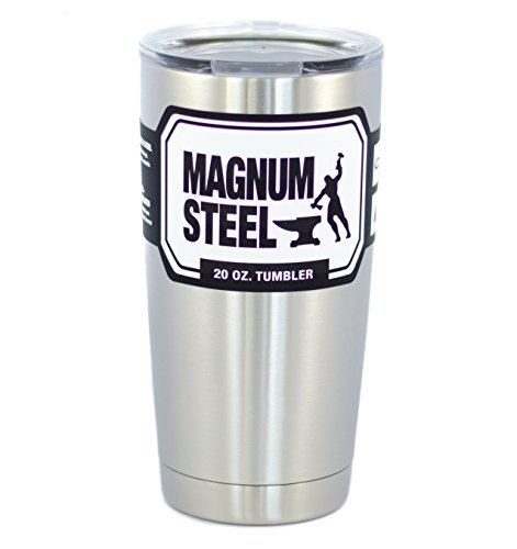 20 oz Tumbler | Vacuum Insulated Stainless Steel (Coffee Stainless Steel Tumbler compare prices)