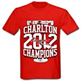 Charlton Athletic 2012 Champions T-Shirt