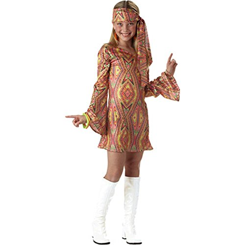 Disco Dolly Kids Costume