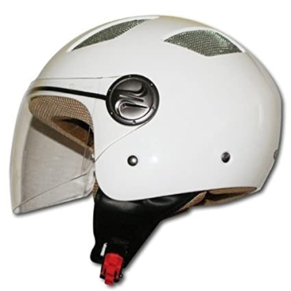 Casque jet LIFE STYLE LS-220 - Blanc - Taille L