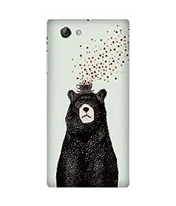 Bear Tea Party Sony Xperia J Case