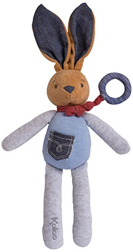 Kaloo Denim Musical Rabbit