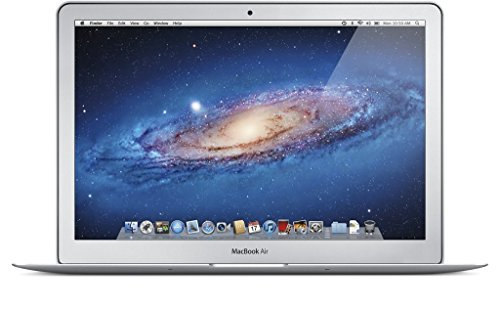Apple MacBook Air MD965LL/A 13.3-Inch Laptop (1.7GHz Intel Core i5 Dual-Core, 4GB RAM, 128GB SSD, Wi-Fi, Bluetooth 4.0) (Certified Refurbished)