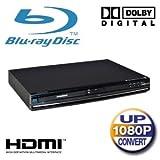 Sylvania NB530SLX Blu-ray Disc Player, Black