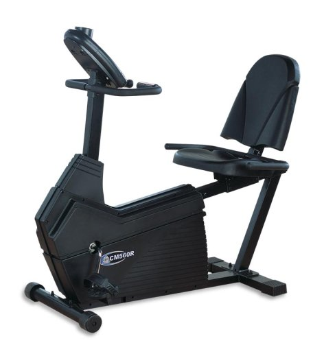 CardioMax CM560R Recumbent Exercise Bike