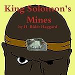 King Solomon's Mines   H. Rider Haggard