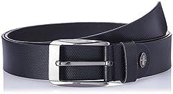 Dandy AW 14 Black Leather Men's Belt (MBLB-231-L)