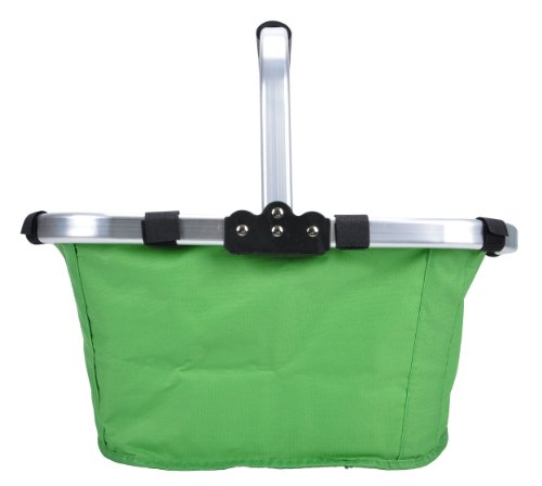 Collapsible Market Grocery Basket Tote For Storage And Shopping front-74338