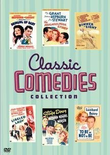 Classic Comedies Collection (Bringing Up Baby / The Philadelphia Story Two-Disc Special Edition / Dinner at Eight / Libeled Lady / Stage Door / To Be or Not to Be) (Door To Door Dvd compare prices)