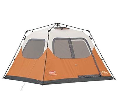 Coleman Waterproof 10 X 9-Feet 6-Person Instant Tent