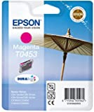 Epson Genuine T0453 Magenta Ink Cartridge - Epson durabrite stylus TO453 C64/84/CX6400 magenta ink cartridge