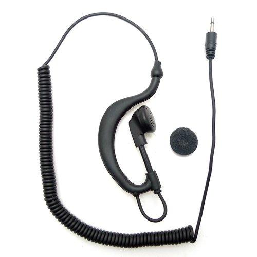 Listen Only 2.5Mm Plug G Shape Earpiece Headset