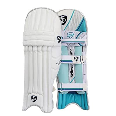 SG VS 319 Select Right Hand Batting Leg Guards-Mens