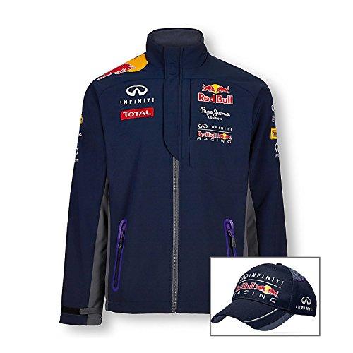 red-bull-racing-formula-one-1-f1-para-hombre-softshell-chaqueta-y-gorra-del-equipo-hombre-azul-media