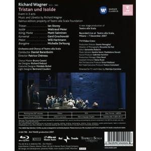 Wagner : Tristan und Isolde [Blu-ray]