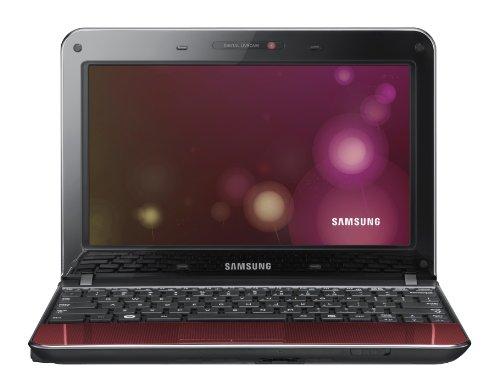 Samsung N220 Plus 10.1-inch Netbook (Intel Atom N450 1.66GHz, 1 GB RAM, 250 GB HDD, Bluetooth 3.0, Webcam, Windows 7 Starter (Red/Black))