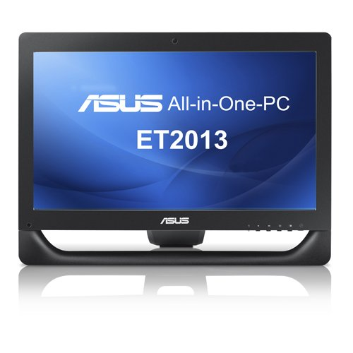 Asus ET2013IUKI-B002C 20-inch LED All-in-One Desktop PC (Intel Core i3-3220 3.3GHz Processor, 4GB DDR3 RAM, 500GB HDD, USB 2.0, VGA, 2x 2W Speakers, DVD-RW, Wi-Fi, Windows 7 Home Premium, Ultra Slim Space Saving Design)