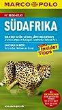 MARCO POLO Reiseführer Südafrika mit Szene-Guide, 24h Action pur, Insider-Tipps, Reise-Atlas: Reisen mit Insider-Tipps. Mit Reiseatlas