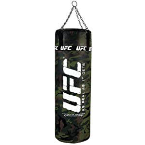 Buy Amazon.com: UFC Heavy Bag [100 lbs - Camo]: Sports & Outdoors