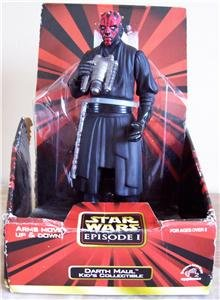 Picture of Applause Star Wars Darth Maul 6in Figure (B000V0AGJE) (Star Wars Action Figures)
