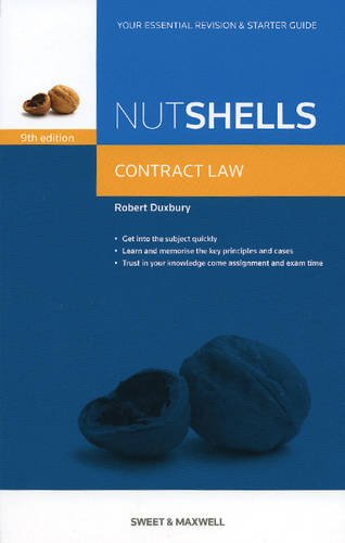 Nutshell Contract Law
