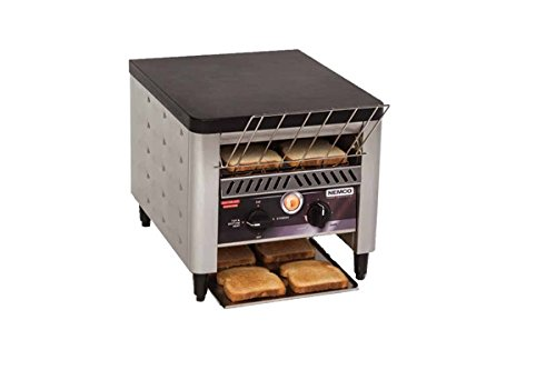 Nemco 6800 Conveyor Toaster baked omelette and coffee multifunction triple toaster toaster automatic disk new breakfast bar