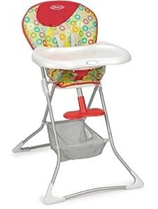 Graco g3t98grze chaise haute chaise haute tea time for Chaise haute graco