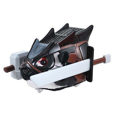 Kung Zhu Pet Ninja Warrior Armor Set Yama / Fire Chunin Hamster NOT Included! - 1