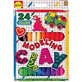 Alex Toys Modeling Clay Assorted 24-Pack