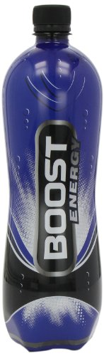 Boost Energy Drink 1 Litre (pack Of 12)