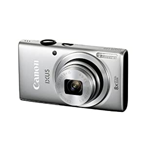 Canon IXUS 135 16MP Digital Camera at Rs 6499 - Extra 10% Off