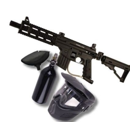 Tippmann Sierra One Tactical Edition HP Paintball Set